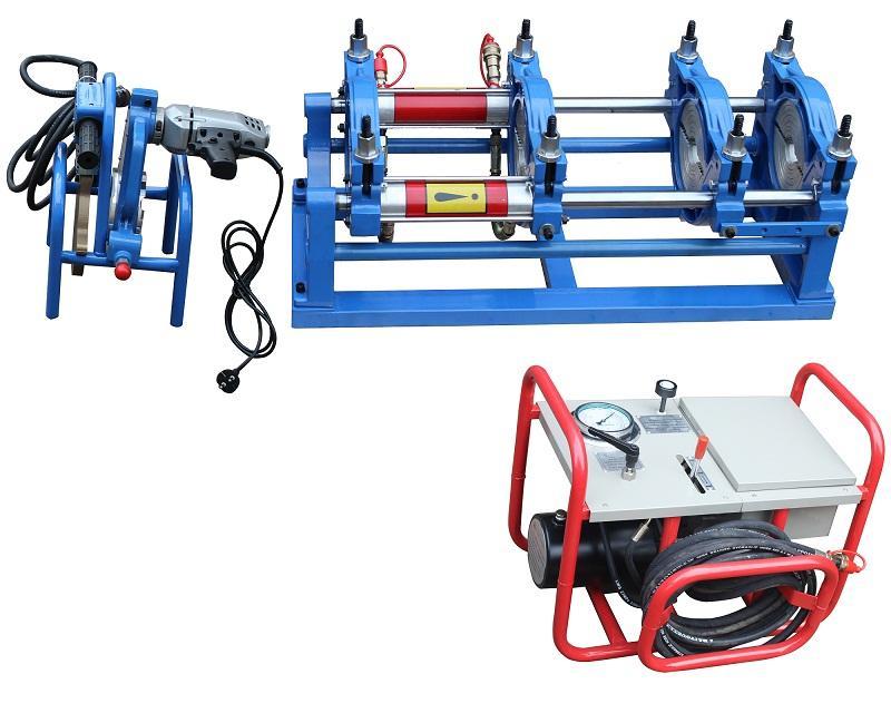 50-160热熔对接焊机