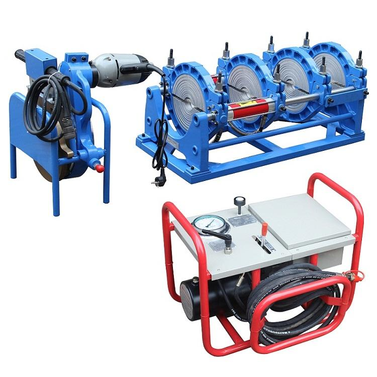 63-250 液压热熔对接机