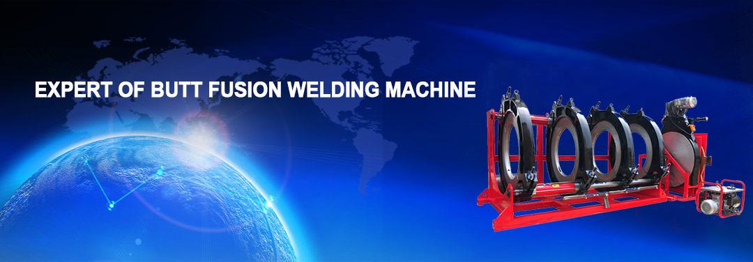 butt fusion welding machine