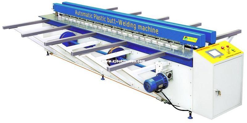DH3000 Automatic Plastic Sheet Butt Welding Machine