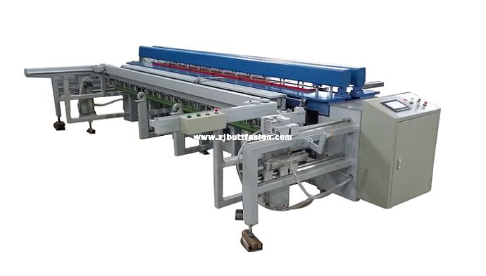 DZ2000/3000/4000 Plastic Sheet Butt-welding, Bending and Rolling Machine(3 in 1)