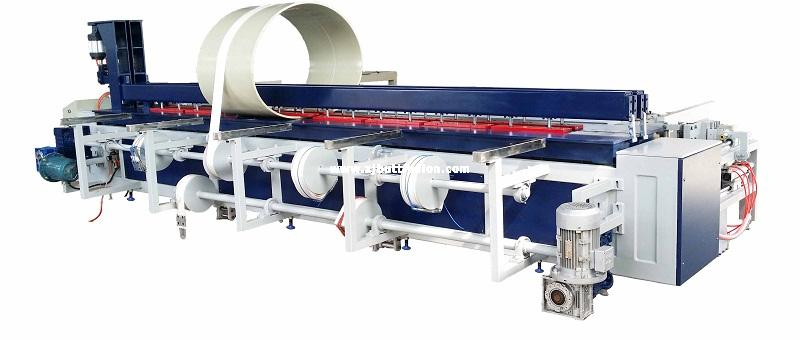 DH-A3000 Thick Plastic Sheet Rolling Machine