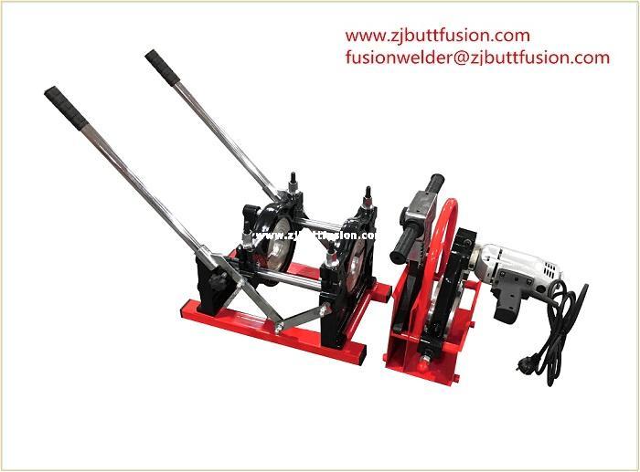 50-160 Hand Push butt fusion welding machine